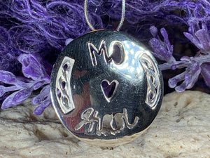"Gaelic ""My Love"" Necklace"