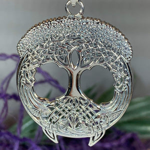 Celtic Soul Tree of Life Necklace
