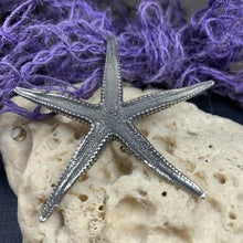 Load image into Gallery viewer, Starfish Brooch