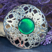 Load image into Gallery viewer, Highlands Celtic Knot Brooch