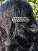 Load image into Gallery viewer, Celtic Weave Hair Clip