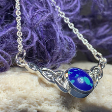 Load image into Gallery viewer, Celtic Mother's Knot Necklace