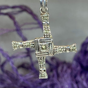 Saint Brigid's Cross Necklace