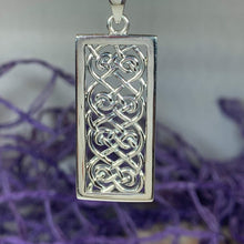 Load image into Gallery viewer, Reva Celtic Knot Necklace