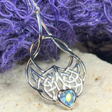 Load image into Gallery viewer, Endless Love Celtic Knot Necklace