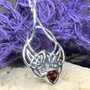 Endless Love Celtic Knot Necklace