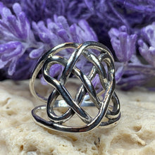 Load image into Gallery viewer, Classic Celtic Knot Ring