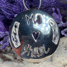 "Load image into Gallery viewer, Gaelic ""My Love"" Necklace"