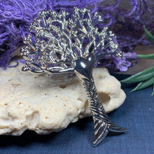 Load image into Gallery viewer, Tree of Life Brooch