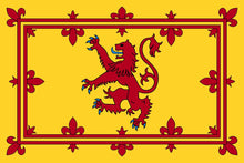 Load image into Gallery viewer, Scotland Lion Pin