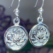 Load image into Gallery viewer, Blooming Lotus Earrings