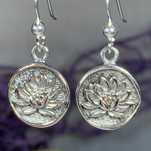 Blooming Lotus Earrings