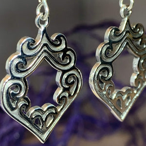 Irena Celtic Knot Earrings