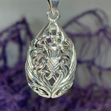 Load image into Gallery viewer, Tobermory Thistle Necklace
