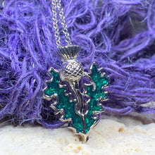 Load image into Gallery viewer, Annis Thistle Necklace