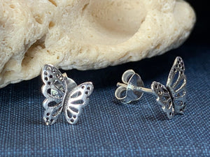 Flutter Butterfly Earrings