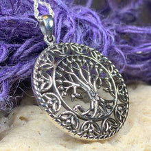 Load image into Gallery viewer, Andraste Tree of Life Necklace