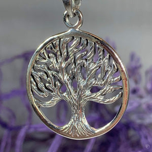 Strong Tree of Life Necklace