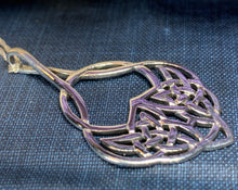 Load image into Gallery viewer, Lira Celtic Knot Necklace