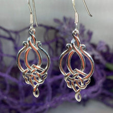 Load image into Gallery viewer, Catriona Celtic Knot Earrings