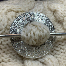 Load image into Gallery viewer, Isla Celtic Scarf Ring
