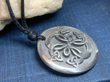 Load image into Gallery viewer, Celtic Knot Path of Life Necklace