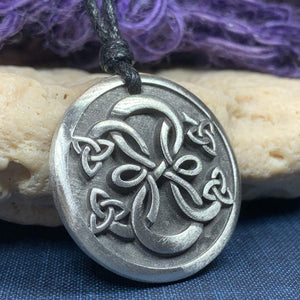 Celtic Knot Path of Life Necklace