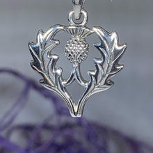 Load image into Gallery viewer, Aberdeen Thistle Necklace