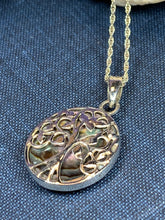 Load image into Gallery viewer, Valene Tree of Life Necklace
