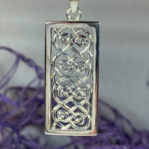 Reva Celtic Knot Necklace