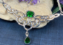 Load image into Gallery viewer, Eternal Love Celtic Knot Necklace