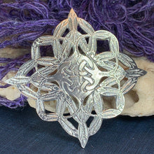 Load image into Gallery viewer, Kinsale Celtic Knot Brooch