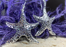 Load image into Gallery viewer, Cassie Starfish Earrings