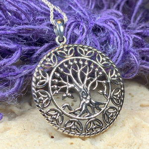 Andraste Tree of Life Necklace