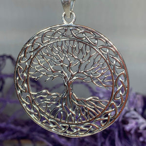 Free Spirit Tree of Life Necklace
