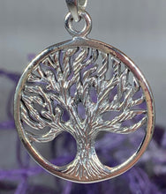 Load image into Gallery viewer, Strong Tree of Life Necklace