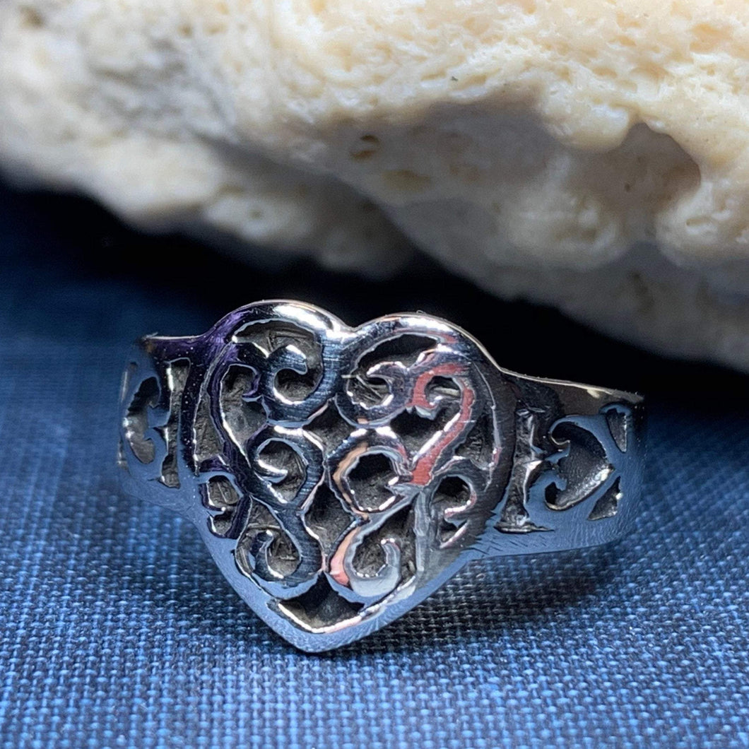 Sophie Heart Ring