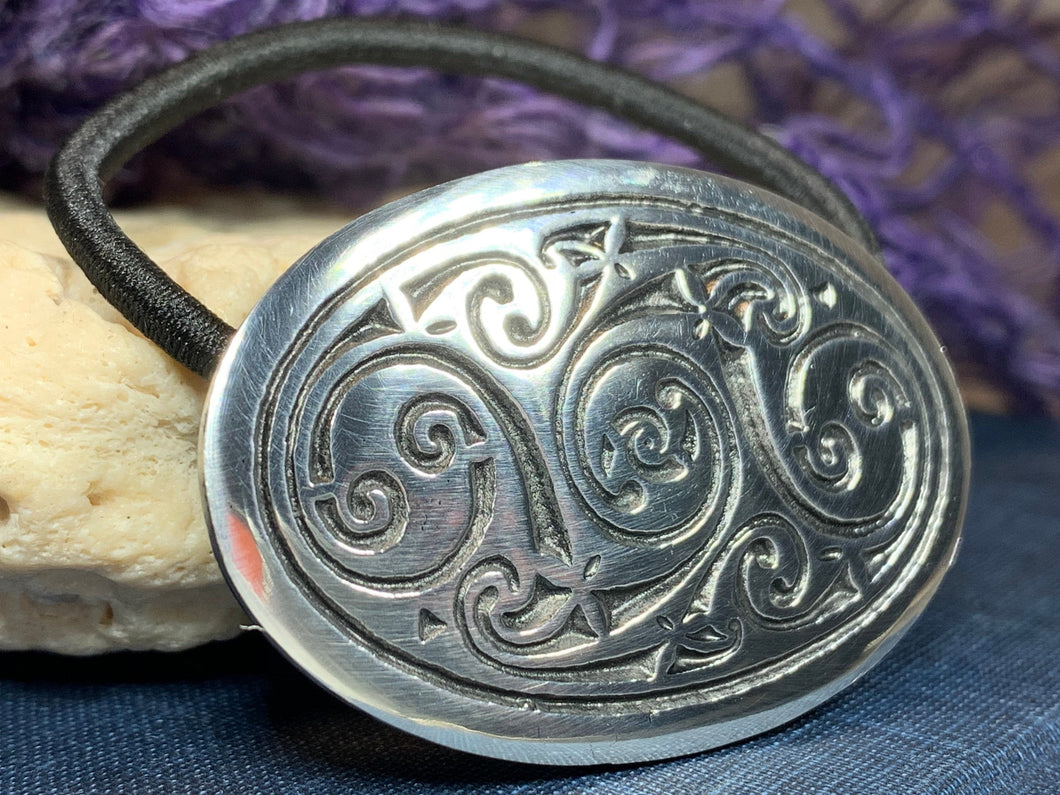 Celtic Dreams Ponytail Holder