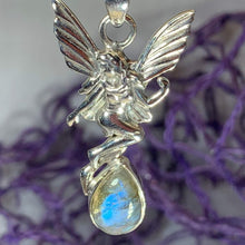Load image into Gallery viewer, Twilight Fairy Necklace