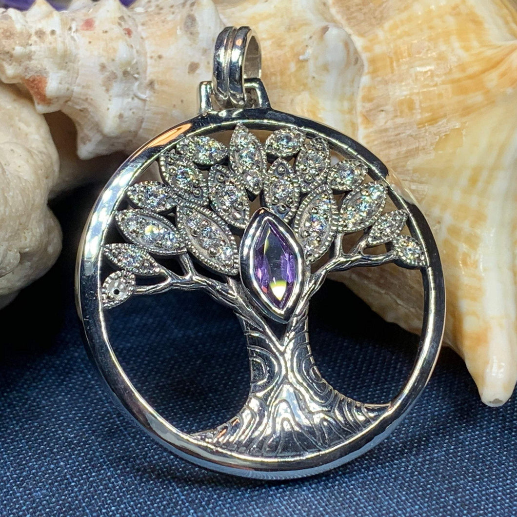 Glorianna Tree of Life Necklace