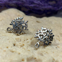 Load image into Gallery viewer, Beag Tree of Life Stud Earrings