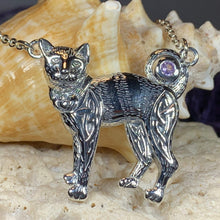 Load image into Gallery viewer, Simba Cat Necklace