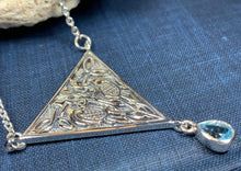 Load image into Gallery viewer, Celtic Birds Necklace