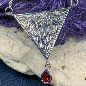 Celtic Birds Necklace