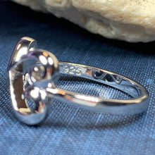 Load image into Gallery viewer, Celtic Infinite Love Heart Ring