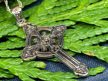 Load image into Gallery viewer, Chay Celtic Cross Necklace