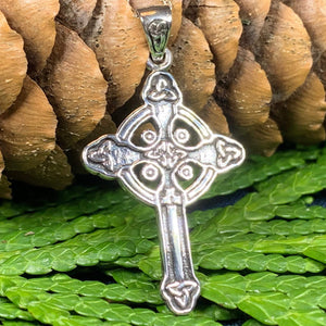 Chay Celtic Cross Necklace
