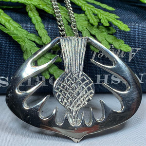 Mackenzie Thistle Necklace
