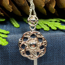 Load image into Gallery viewer, Kaleigh Celtic Knot Necklace