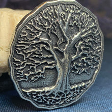 Load image into Gallery viewer, Tree of Life Ponytail Holder